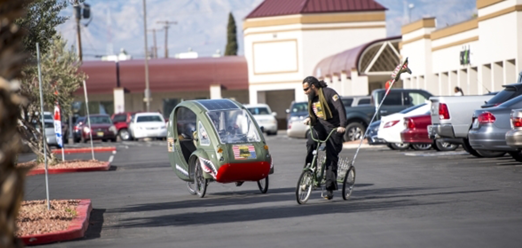 Trike riders bring attention to veteran suicides - Forgotten Not Gone In the News