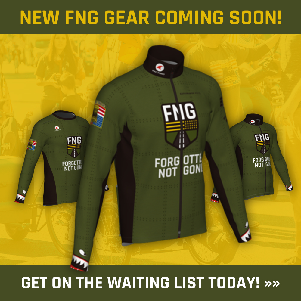 Forgotten Not Gone Gear Coming Soon! - FNG Gear
