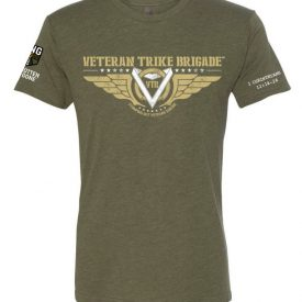 Veteran's Trike Brigade Short Sleeve Shirt