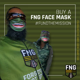 FNG Custom Face Mask