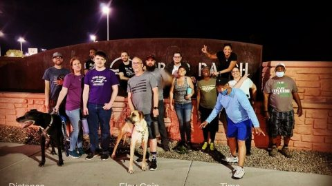 FNG Group Walk and Talk